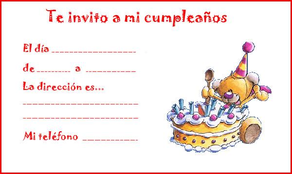Invitaciones Cumpleanos Solahub Ruralco - Tarjetas-de-invitacion-cumpleaos